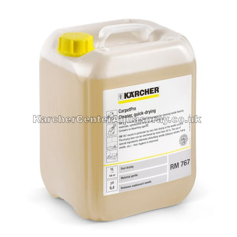 KARCHER Carpet Pro Cleaner RM 767 Quick-Drying 10 L