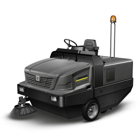 KARCHER KM 150/500 R LPG Ride-on Vacuum Sweeper