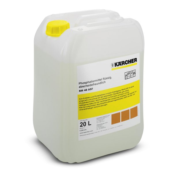 KARCHER RM 48 ASF Phosphating Agent Liquid 62952190