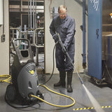 KARCHER Super Class HD 10/25-4 SX Plus Cold Water High Pressure Cleaner 3 Phase 12869270