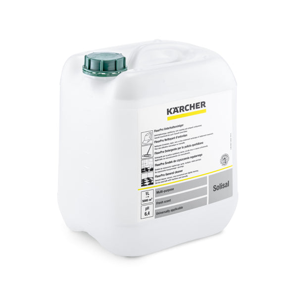 KARCHER 10L FloorPro Deep Cleaner Solisal 33340220