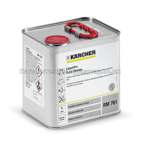 KARCHER Carpet Pro Foam Blocker RM 761 2.5 L