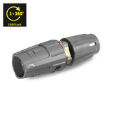 KARCHER EASY! Force Triple Nozzle, Size 034 EASY!Lock 41170290