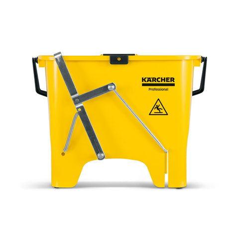 KARCHER Bucket With Mop Press 15 Litre