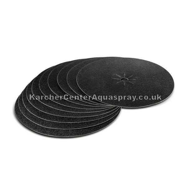 KARCHER Single Disc Sandpaper, 60 Grit, 440mm 69900090