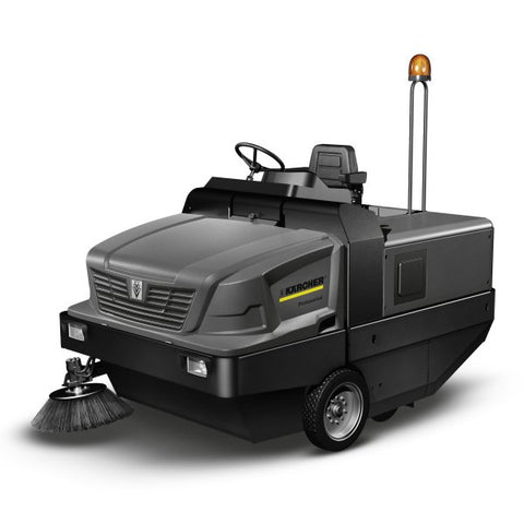 KARCHER KM 170/600 R LPG Ride-on Vacuum Sweeper