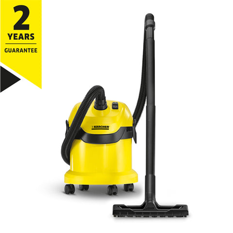 KARCHER WD 2 Wet & Dry Vacuum Cleaner NEW