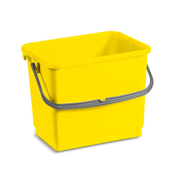 KARCHER Bucket 4 Litre Yellow 59990490