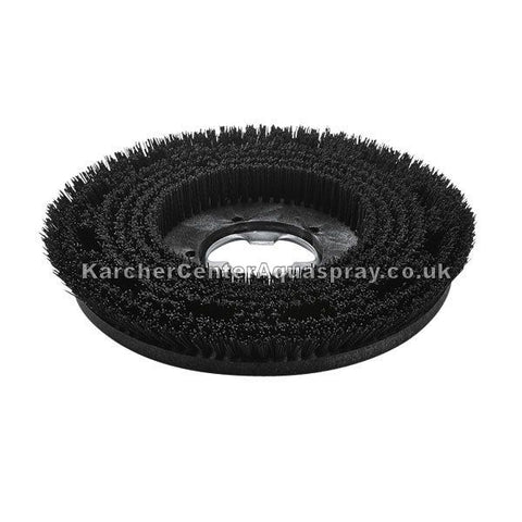KARCHER Single Disc Brush, Black, Hard, 330mm