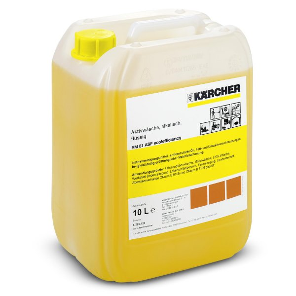 KARCHER RM 81 ASF Active Cleaner Alkaline Eco! Efficiency 62956430