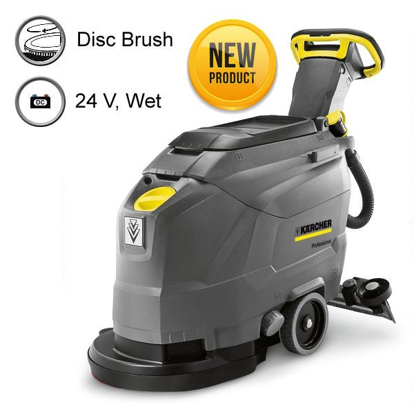 KARCHER BD 43/25 C Bp LM Scrubber Driers With Suction Bar 96211650