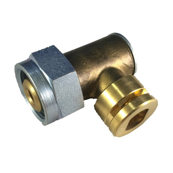 KARCHER Hose Reel Brass Swivel Rotary Bushing Quick Release