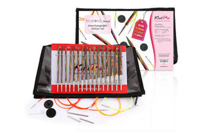 KnitPro Symfonie Interchangeable Deluxe Set