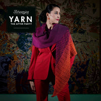 Yarn The After Party No.52 - Eastern Sunset Shawl