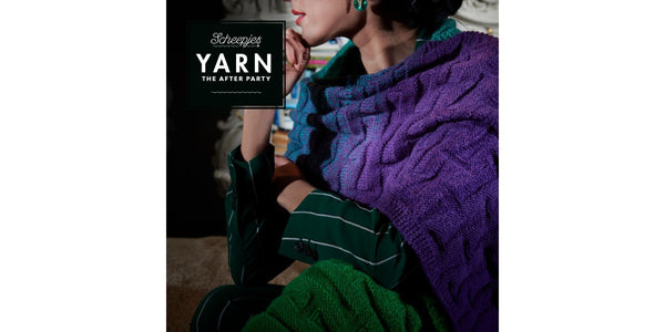 Yarn The After Party No.51 - Book Lover's Wrap