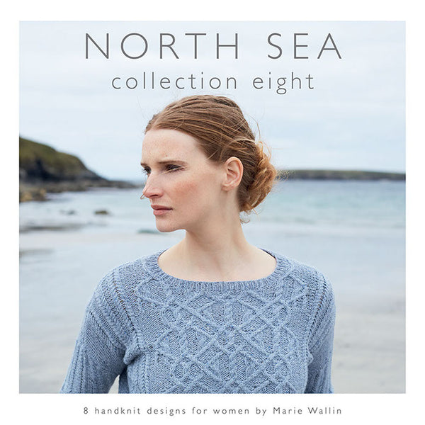 Marie Wallin North Sea Book