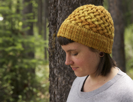 Apple Pie Beanie