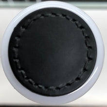 Shank Imitation Leather Button