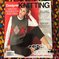 Designer Knitting Magazine 2019 Winter