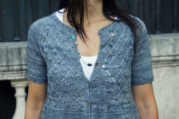Window to my Soul Lace Cardigan