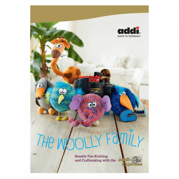 Addi Express The Woolly Family