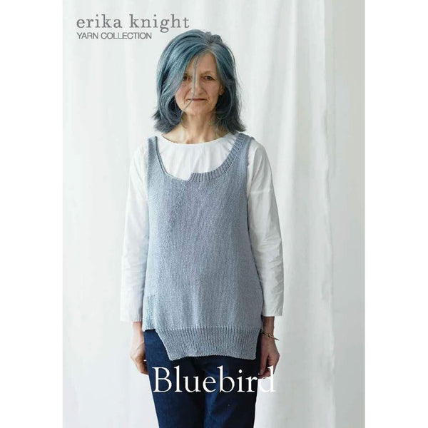 Erika Knight Pattern Bluebird