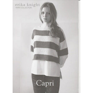 Erika Knight Pattern Capri