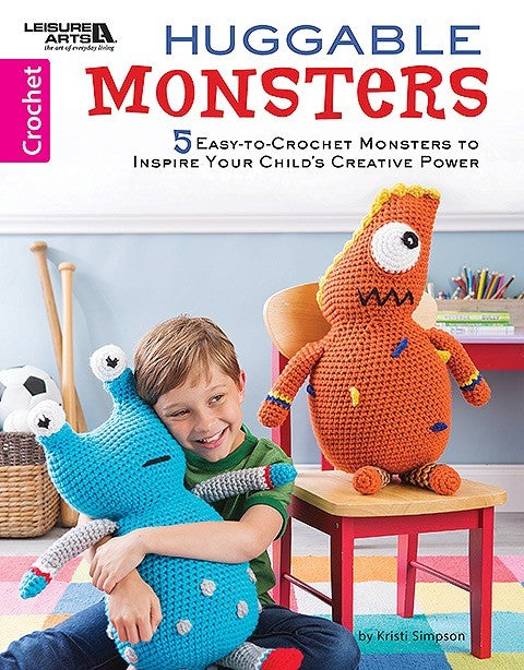 Huggable Monsters