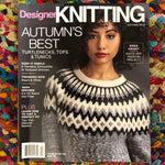 Designer Knitting Magazine 2019 Autumn