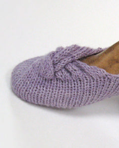 Knotted Slippers