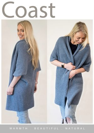 Coast Long Cardigan