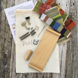Purl and Loop Bracelet Mini Loom Starter Package