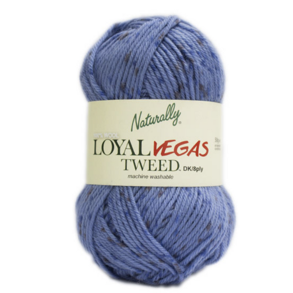Naturally Loyal Vegas Tweed