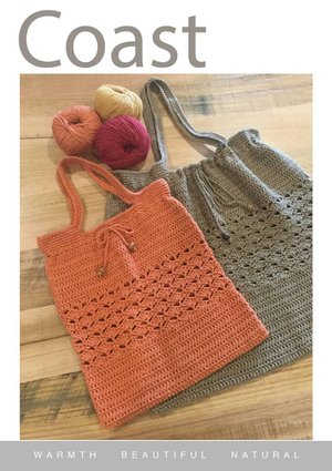 Coast Tote Bag