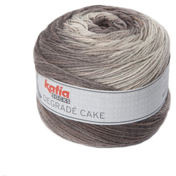 Katia Degradé Sock Cake