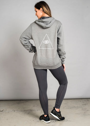 ST Chill Hoodie Deep Heather