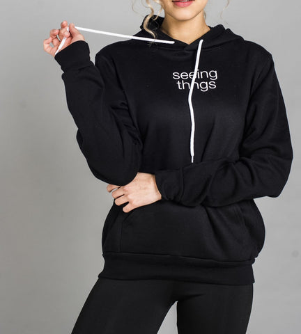 ST Chill Hoodie Black
