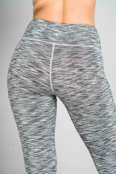 ST Performance Leggings Space Silver