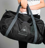 Barrel Bag Black/Grey
