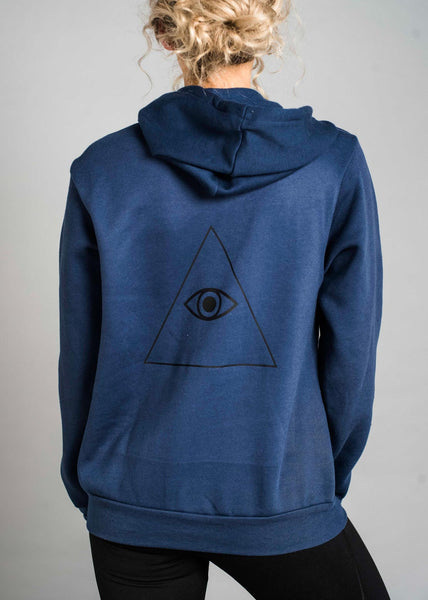 ST Chill Hoodie Navy