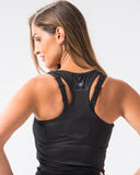Racerback Fitted Tank