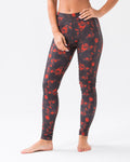 ST Extra Leggings Red Haze