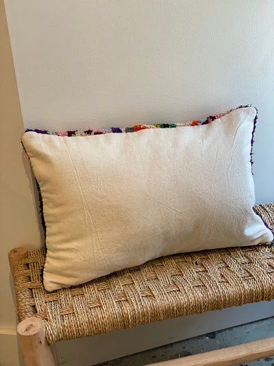 Vintage Moroccan Pillow | 113