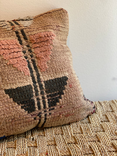 Vintage Moroccan Pillow | 115