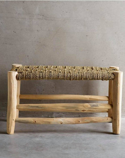 Wicker Stool