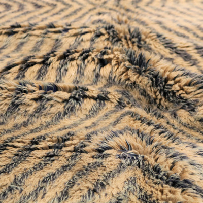 DD186-brown-moroccan-rug-wool-handmade-atlas-mountain-carpet-handcrafted-tapis-marocain-pile-low-beni-ourain-soft-Beni-ourain-THE-BOHO-LAB