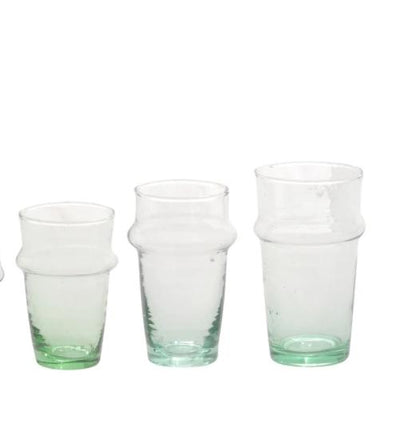 recycled glasses size