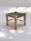 Small Wicker Stool | Pre-Order