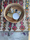 Set of Two Moroccan Handmade Straw Placemat