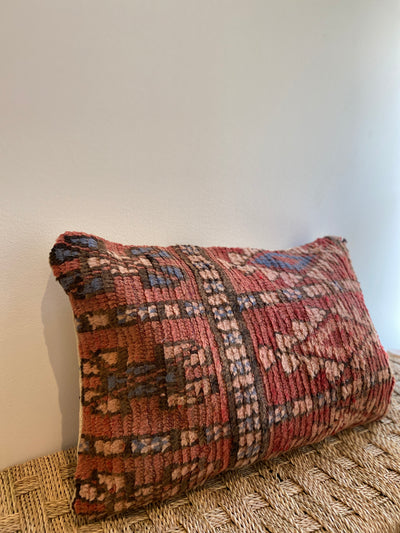 Vintage Moroccan Pillow | 127